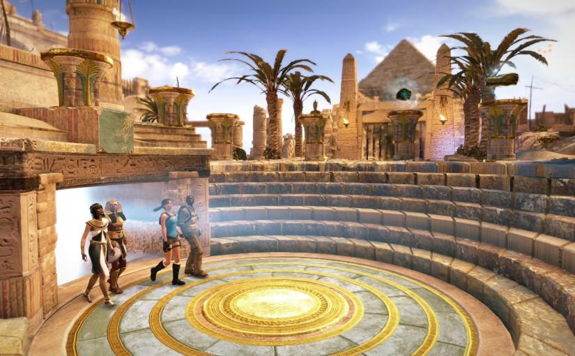Lara Croft and the Temple of Osiris (PC,2014)